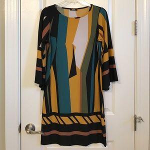Colorful MSK Dress!