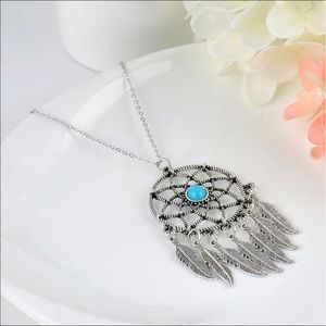 Jewelry - Boho Dream Catcher Necklace