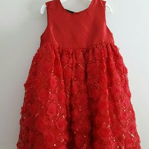 Other - Nwt - red sequin formal dress Size 4t