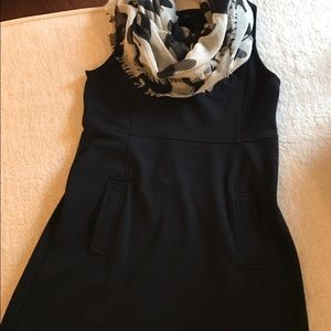 Gap LBD little black dress with pockets