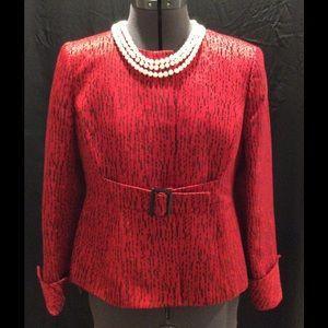 Le Suit Jackets & Blazers - Gorgeous red blazer