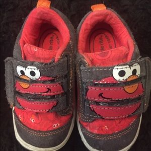 Stride Rite Other - Stride Rite Elmo Shoes