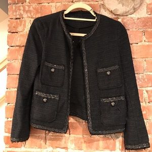 Zara Jackets & Blazers - Zara tweed Jacket