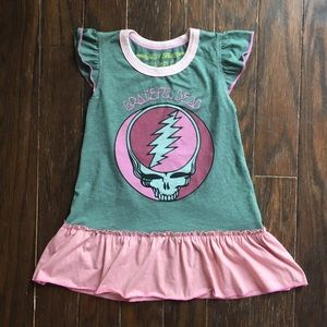 Rowdy Sprout Other - BRAND NEW Rowdy Sprout GRATEFUL DEAD dress ⚡️