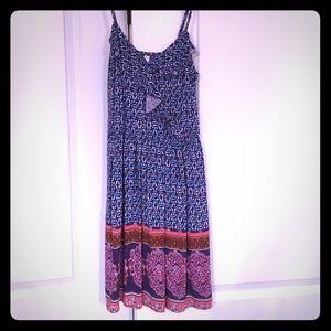 Xhilaration small printed dress 👗