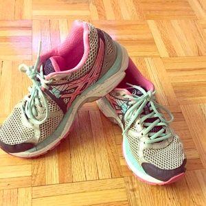 Asics Shoes - Aisics women's sneakers
