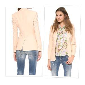 Equipment Jackets & Blazers - Equipment femme 'Anais' peach blazer jacket