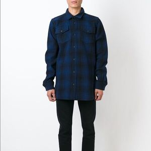Off-White Other - Off white Flannel shirt size XL