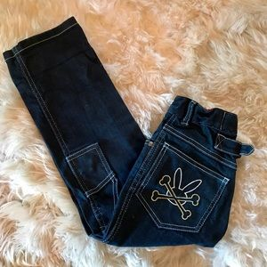No Added Sugar Other - AMAZING UK No Added Sugar jeans with embroidery