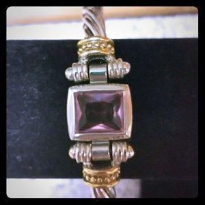 Beautiful bracelet  - inspired by David Yurman