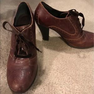 Bjorn Borg Shoes - Brown Leather Booties