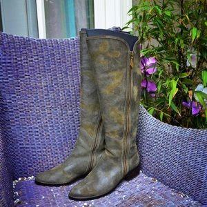 Donald J. Pliner Shoes - Tall Leather Donald J Pliners