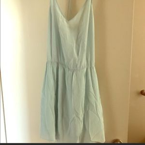 Rory Beca Dresses & Skirts - Rory Beca mint silk dress