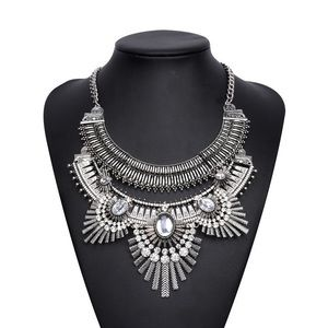 Jewelry - Just In🍃Luxury Glam Statement Necklace🍃