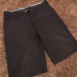 BKE Other - Navy Pinstripe shorts