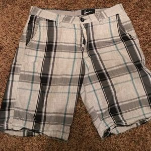 Howe Other - Plaid shorts