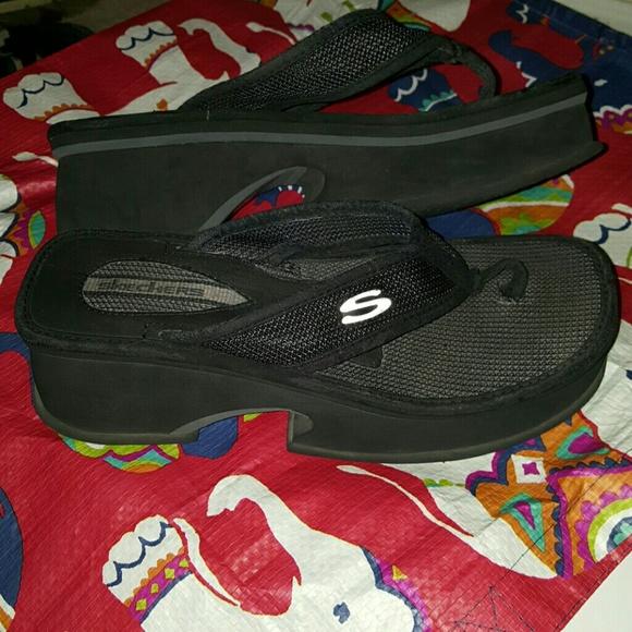 Skechers Shoes   9s Skechers Platform