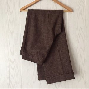 CAbi Pants - CAbi Plaid Trousers