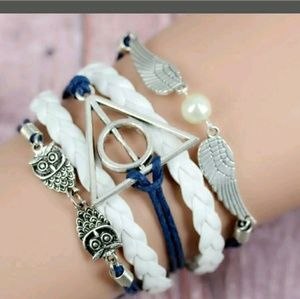 Harry's of London Jewelry - Harry Potter Deathly Hallows Bracelet