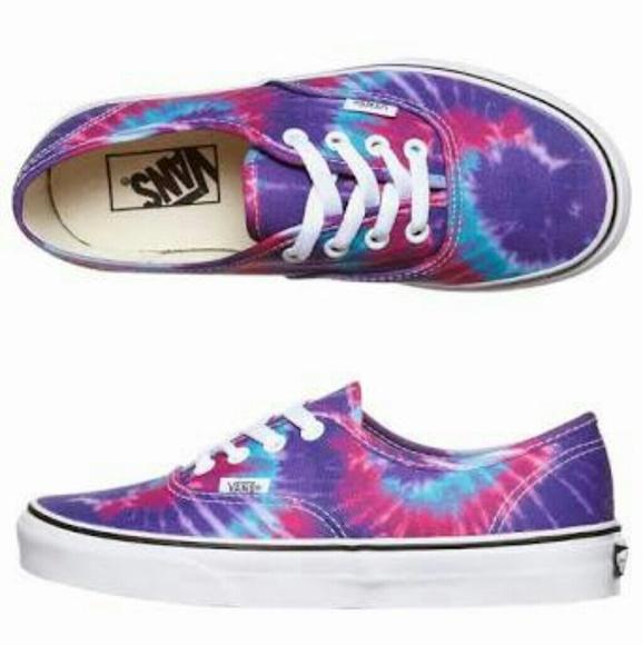 ac0aa8b0e7b240 ... purple tie dye Vans. M 5988f0a79c6fcf3c990da949