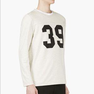APC Other - APC Varsity 39 Sweatshirt - size XS