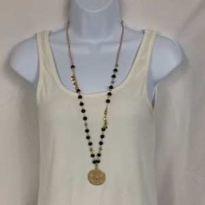 Jewelry - Festival Medallion Necklace