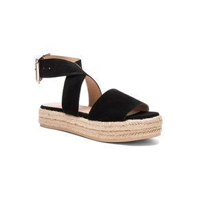 RAYE Shoes - RAYE espadrille Platform Sandal