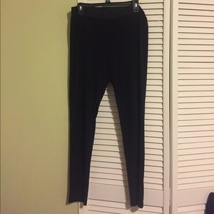 Black XL leggings