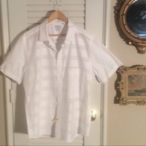 7 Diamonds Other - ⌛️⌛️ Men's 7Diamonds white short sleeve shirt.