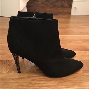 Kate spade size 9 booties