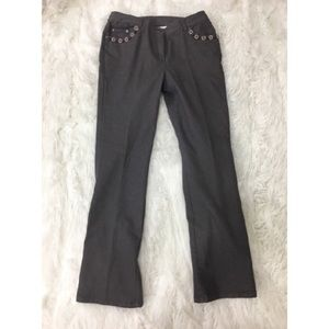Denim - RUBY RD. Petite Neo Native Studded Jeans-2508 A4