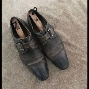 Magnanni Other - Men's magnanni monk dress shoes