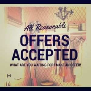 💗💐All Reasonable Offers Accepted💐💗