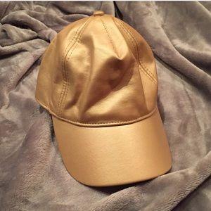 H&M Gold Cap