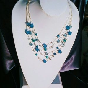 Uncommon Jewelry - Gorgeous multi-layer Necklace