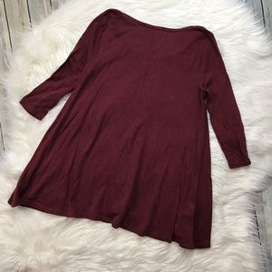 Urban Outfitters Sweaters - Project Social T Urban Outfitters Maroon Sweater
