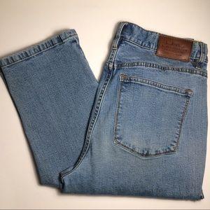 "American Apparel Denim - Ralph Lauren Straight Leg ""Mom"" Jeans 💋"