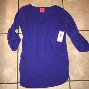 New Recruit Tops - NWT 3/4 Sleeve Tunic