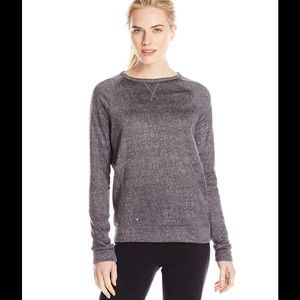 Spyder Tops - Spyder Blayze Top Sweatshirt Washed Black