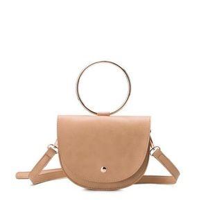 Melie Bianco Handbags - Felix Crossbody/Bracelet Bag