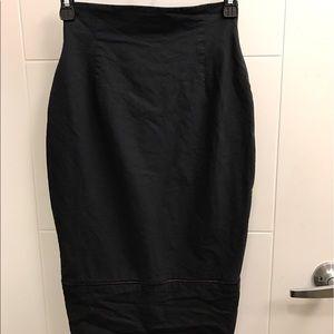Haider Ackermann Dresses & Skirts - Haider Ackermann pencil skirt