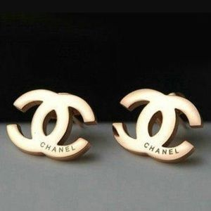 CHANEL Jewelry - Chanel New & Fabulous Chanel Gold Earrings