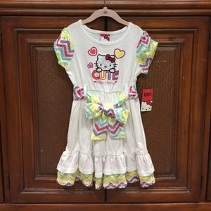 HELLO KITTY Other - 💕❤️💕 ( NWT ) GIRLS DRESS BY HELLO KITTY 💕❤️💕