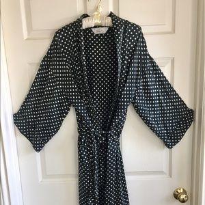 Christian Dior Other - Christian Dior long silk robe