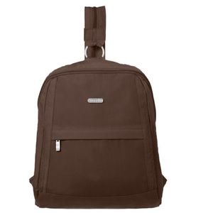 Baggallini Handbags - Baggalini Excursion Sling Backpack in Chocolate