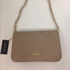 bebe Handbags - Quilted Crossbody Bag