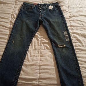 Levi's Other - Levis 501 Jeans