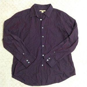 John Varvatos Other - John Varvatos purple button shirt