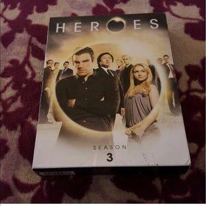 Other - Heroes Season 3