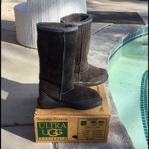 8cd60607755 UGG BOOTS Tall GRANITE OR NAVY EACH $50